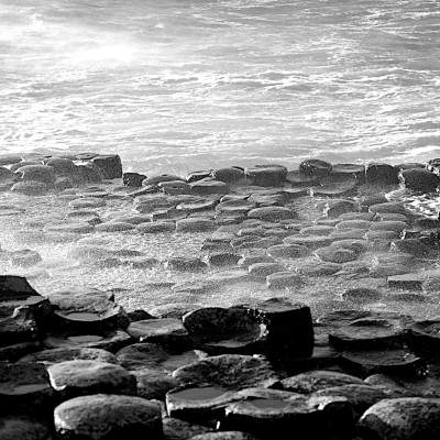 Giant's Causeway Washed Up