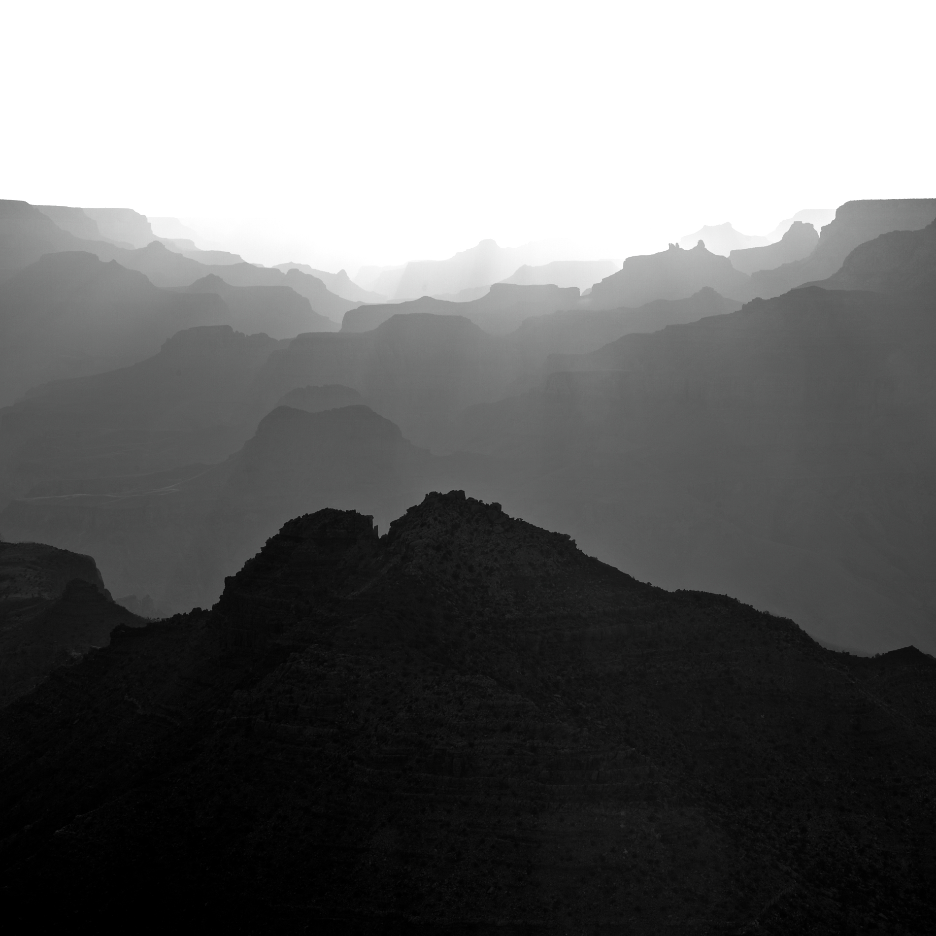 Grand Canyon Gradient